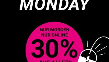 Cyber Monday: 30% auf alles bei Import Parfumerie