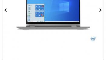 LENOVO IdeaPad Flex 5 14IIL05 (14″, Intel Core i5, 16 GB RAM, 1 TB SSD)
