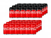 Vorankündigung: 24x33cl Coca Cola Classic/Zero bei Lidl am 29.1. / 30.1.