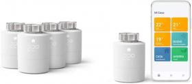 tado V3+ Smartes Heizkörper-Thermostat Starter Kit (5 Thermostate) bei Amazon