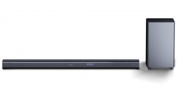 Sharp HT-SBW800 5.1.2 Dolby-Atmos-Soundbar mit Subwoofer bei Amazon