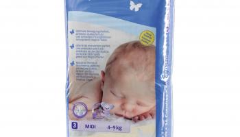 Kostenlose Packung Babywindeln Mini bei Landi