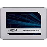 Crucial MX500 2TB SSD (2,5″, 3D-NAND TLC, R:560MB/s, W:510MB/s) bei Amazon.fr