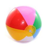 Gratis Strandball bei Andros