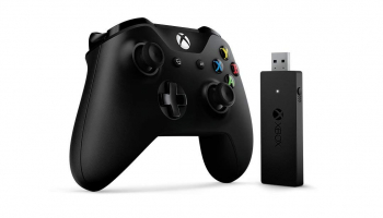 Microsoft Wireless Xbox One Controller + PC-Adapter bei amazon.fr