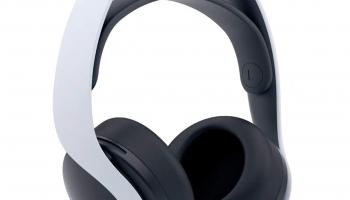 Sony PULSE 3D Wireless Headset für PS5 in Aktion