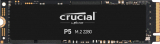 Crucial P5 500Go CT500P5SSD8 M.2, 2280SS