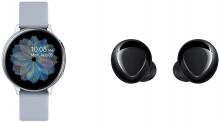 Samsung Galaxy Watch Active 2 + Galaxy Buds+ bei Amazon