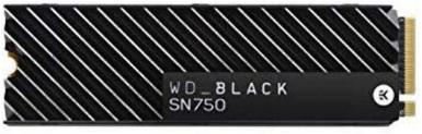 WD_BLACK SN750 500GB SSD mit Heatsink