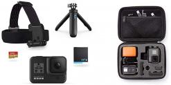 GoPro HERO8 Black Holiday Bundle inkl. Tragetasche bei Amazon