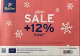 12% Rabatt bei Tchibo im Laden oder online