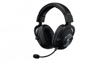 Logitech G Pro X Gaming Headset (Over-Ear, Schwarz)