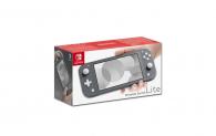 Nintendo Switch Lite Grau bei Mediamarkt
