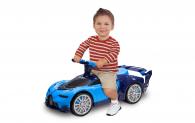 Rutsch-Kinderauto Bugatti Vision GT bei melectronics