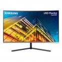 Samsung LU32R590CWRXEN Curved UHD-Monitor bei Interdiscount