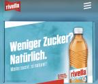 GRATIS Rivella Refresh Paket versenden