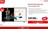 Samsung 55″ THE FRAME für CHF 999.– im BlickDeal