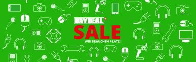Sale bei DayDeal: 35% bis 83% Rabatt