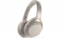 Sony Wireless Over-Ear-Kopfhörer WH1000XM3 Silber