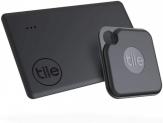 Bluetooth-Schlüsselfinder tile Pro + Slim 2020 Set bei Daydeal