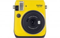 Sofortbildkamera Fujifilm Instax Mini 70 in Gelb bei microspot