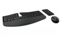 MICROSOFT Sculpt Ergonomic Desktop (Tastatur, Maus und Ziffernblock) bei Mediamarkt