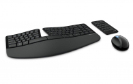 Microsoft Sculpt Ergonomic Desktop kabellose Maus + Tastatur + Ziffernblock bei MediaMarkt