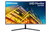 SAMSUNG LU32R590CWR UHD-Monitor bei Interdiscount