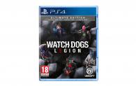 Watch Dogs Legion Ultimate Edition für PS4 / PS5 bei Mediamarkt