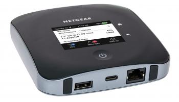NUR HEUTE – NETGEAR Nighthawk – M2 (MR2100) Mobiler Router bei Mediamarkt