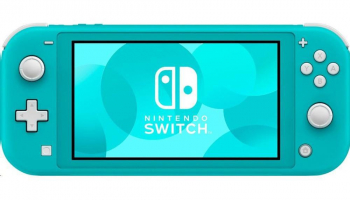 Nintendo Switch Lite Türkis neu mit geöffneter Verpackung bei melectronics