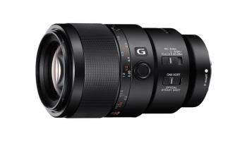SONY FE 90mm F2.8 Makro G OSS + CHF 100.- Cashback bei MediaMarkt