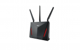 Asus RT-AC86U AC2900 Gaming Router bei Steg zum neuen Bestpreis (inkl. Cashback)