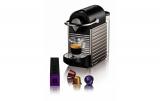Nespresso-Maschine Krups Pixie XN304 titan bei Fust