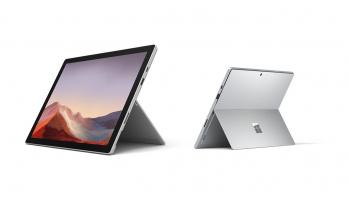 Microsoft Surface Pro 7 (Core i7-10, 16GB, 1TB) bei microspot