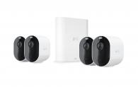 Arlo Pro 3 Überwachungssystem mit 4 Cams bei Fust zum neuen Bestpreis