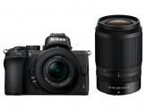 Nikon Z50 + 16-50mm + 50-250mm