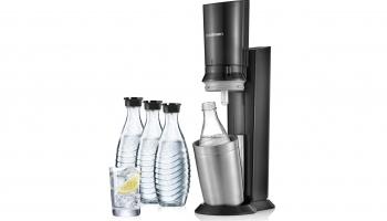 Sodastream CRYSTAL Megapack Schwarz bei nettoshop