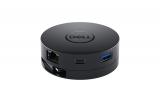 Dell DA300 USB-C Dockingstation (GLAN, DP, HDMI 2.0, 1x USB-C / -A) bei GEWA Multimedia