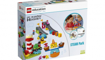 Lego Education Vergnügungspark bei Brack