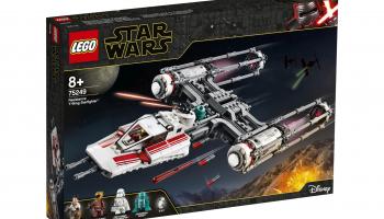 Lego Star Wars Widerstands Y-Wing Starfighter zum Aktionspreis bei amazon.fr