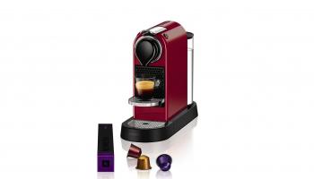 Krups Nespresso™ Citiz XN7415 rot bei nettoshop