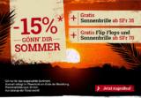 15% auf Sommerartikel bei EMP und je nach Bestellwert Gratisartikel, z.B. System Of A Down Cap für CHF 35.70 statt CHF 41.95
