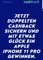 Doppelter Cashback mit der Cashback American Express Karte (27.-30.11.2020)