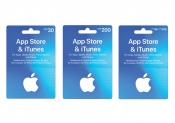 Bei Digitec: App Store & iTunes Geschenkkarten jetzt mit 15% Guthaben geschenkt
