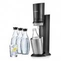 Sodastream Megapack mit 3 Glaskaraffen bei microspot zum neuen Bestpreis