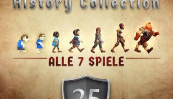 Die Siedler History Edition (alle 7 Spiele) für 15.99 EUR