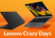 Lenovo Crazy Days