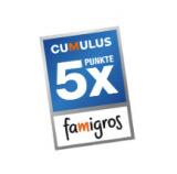 [lokal AG, BE, SO] 5-fach Cumulus bei Migros (Supermarkt- und VOI Migros-Partner) für Famigros-Mitglieder