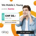 Für alle unter 30Jährige – Sunrise We Mobile L Young unter dem Black Friday Preis!!